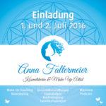 Einladung Eröffnung 2016